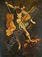 Reni, Guido - Nachfolge: Der hl. Michael mit dem Drachen