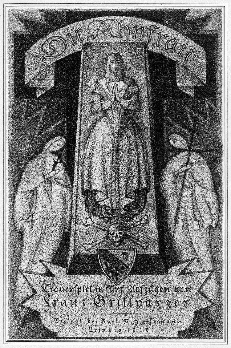 Grillparzer, Franz: Die Ahnfrau
