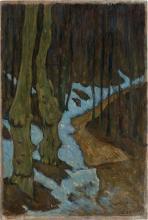Berndt, Siegfried: Waldwinter