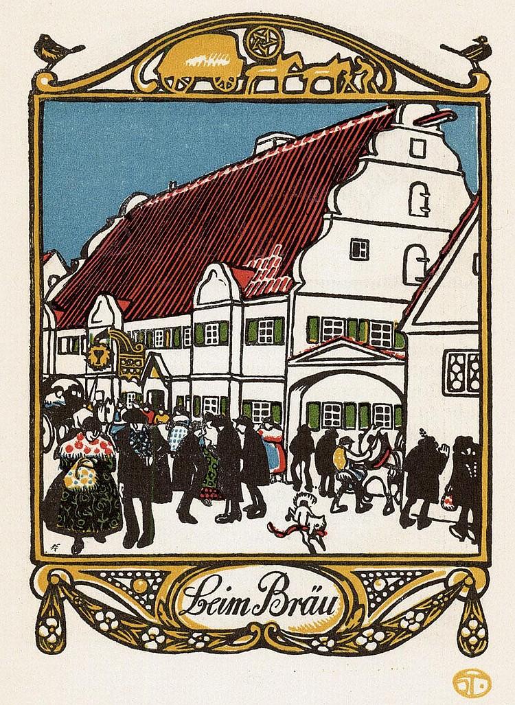 Thoma, Ludwig: Der heilige Hies