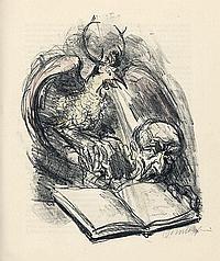 Hoffmann, E. T. A.: Ignaz Denner