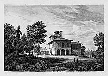 Busse, Georg Heinrich: Malerische Radierungen aus Italien