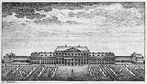 Oesterreich, Matthias: Beschreibung der Kgl. Bildergallerie. 1764-75