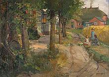 Fischer, Ernst Albert: In der Sommerfrische
