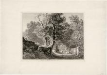 Busse, Georg Heinrich: Gegend bei Ariccia