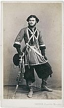Carrick, William: Portraits of Russian military officers, monks, pilgrims and farmers