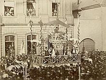 Cologne Carnival: Carnival procession in Cologne