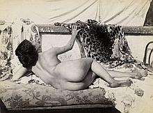 Galdi, Vincenzo: Reclining female nude