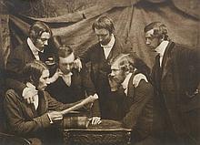 Hill, David Octavius and Robert Adamson: Prof. Alex. Campbell Fraser, Rev. James Walker, Rev. Robert Taylor, Rev. John Murray, Dr. William Welsh and Rev. John Nelson