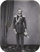 German Military Portraits: Portraits of high-ranking German military figures