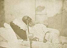 India: Mughal emperor Bahadur Shah Zafar II