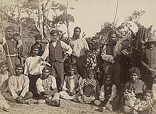 Australia: Views of Sydney, Melbourne, Victoria, Adelaide and Aborigines