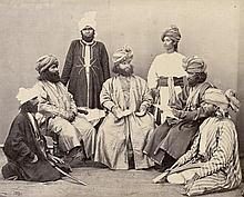 Afghanistan: Atta Mahommed Khan; Kabul chiefs; the Chief of Hangu and followers; Ceylon, Coffee Sorters
