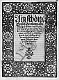 Oecolampadius, Johannes: Ain schöne Epistel Meß in teutsch. EA 1522