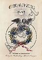 Cyanen: Taschenbuch für 1840 [-43], 4 Jahrgänge der Reihe