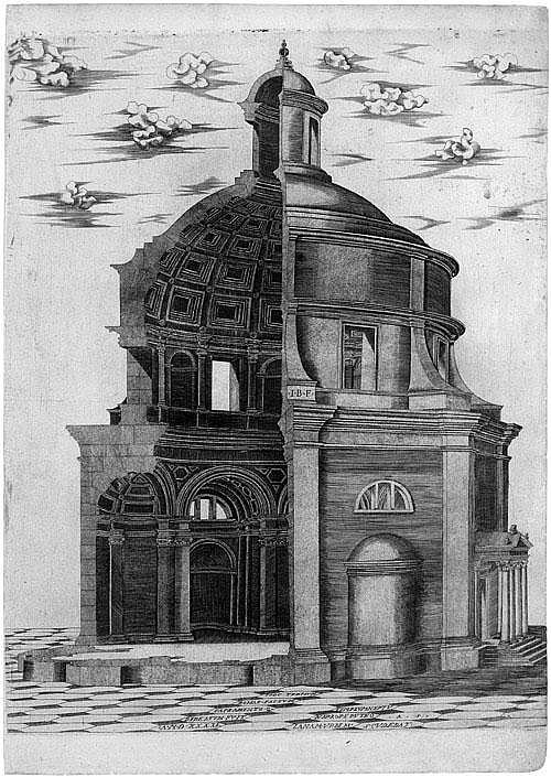 Bonasone, Giulio: Hoc Templum