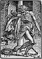 Baldung Grien, Hans: Christus an der Martersäule