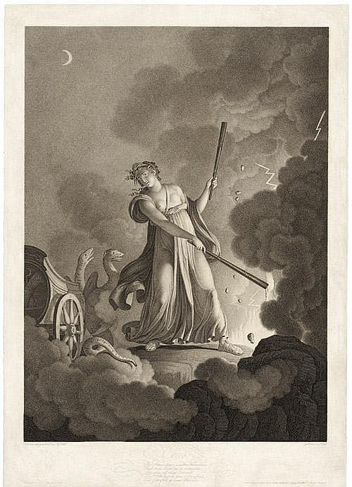 Nahl, Johann August - nach: Ceres