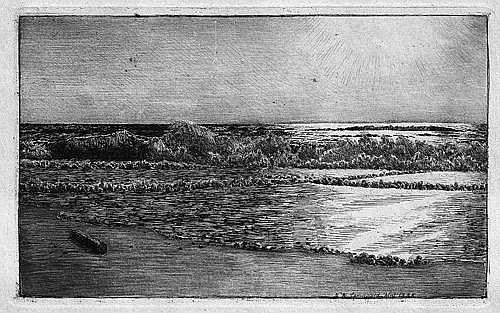 Skovgaard, Niels Kristian: Vesterhavet