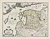 Blaeu, Joan:  Livonia, Vulgo Lyetland, Joan Blaeu, €200