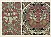 Fischbach, Friedrich.: Ornamente der Gewebe, Friedrich Fischbach, €100