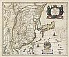 Janssonius, Johannes: China Veteribus Sinarum Regio nunc Incolis Tame Dicta. Kupferstichkarte, Johannes Janssonius, €600