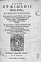 Gonzaga, Marco: Cause et Rimedii Delle Peste