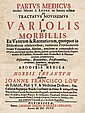 Löw ab Erlsfeld, J. F.: Partus medicus multo labore