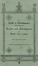 Bürger, Gottfried August: Des Freiherrn von Münchhausen wunderbare Reisen