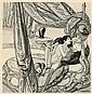 Bayros, Franz von: Im Garten der Aphrodite