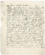 Lucius, Christiane Caroline: Brief 1763