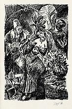 Balzac, Honoré de und Stern, Ernst: Der Succubus