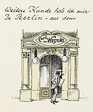 Lorenz, Felix und Pindur, Hans: Grössenwahn. Ein Stück Berliner Kulurgeschichte