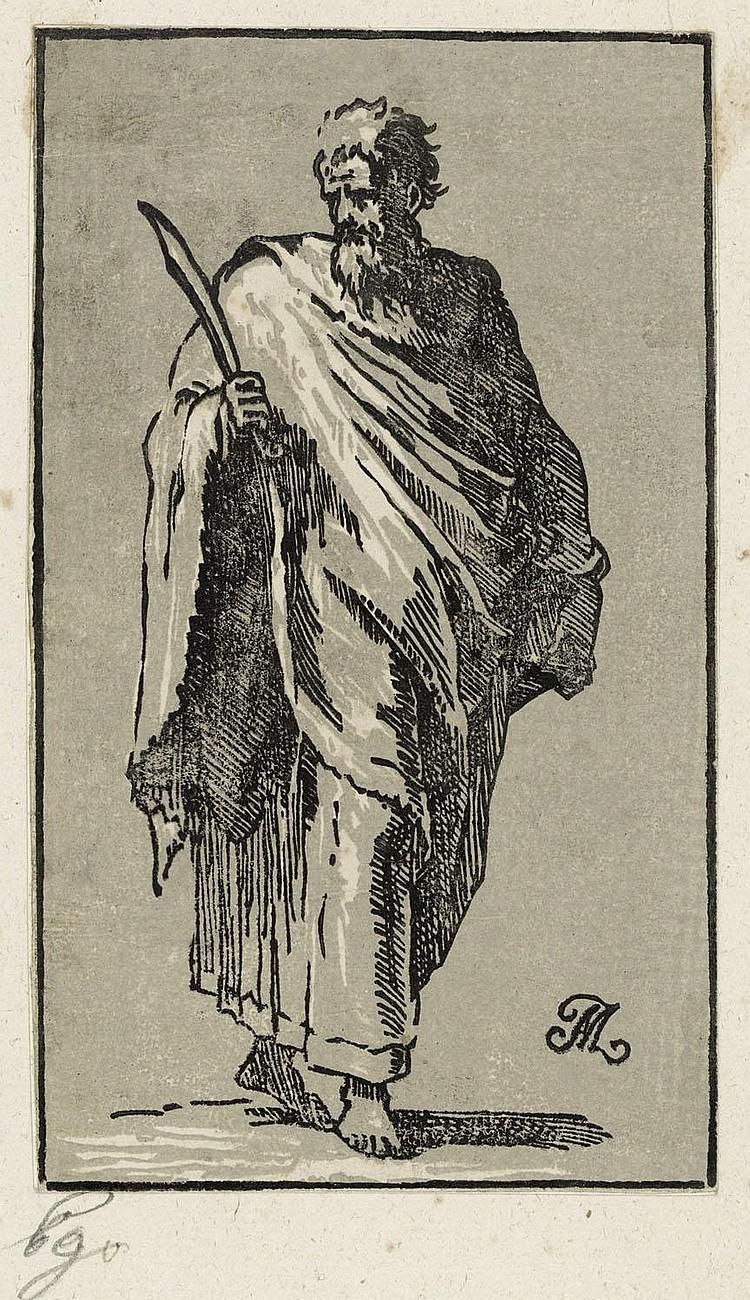 Zanetti, Antonio Maria: Die Apostel Jakob d. J. und Bartholomäus