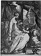 Bellange, Jacques: Die Madonna, Jacques Bellange, Click for value