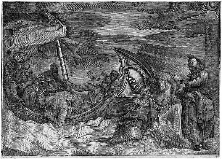 Sanuto, Giulio: See von Genezareth