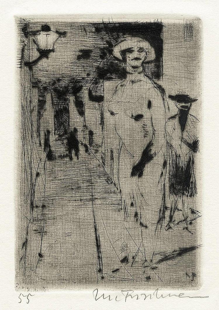 Frischmann, Marcel: Straßenmädchen