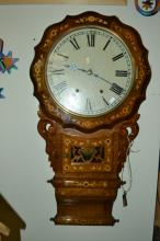 Antique New Haven Wall Clock