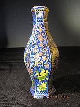 Chinese Enamel Glaze Vase