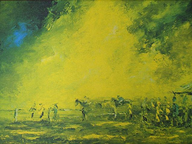 John Pickup (born 1931), (Untitled)