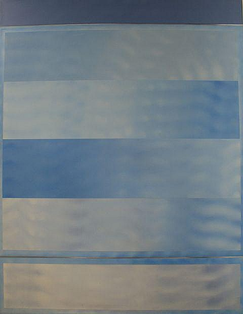David Voigt (born 1944), Sky Falling Two 1975