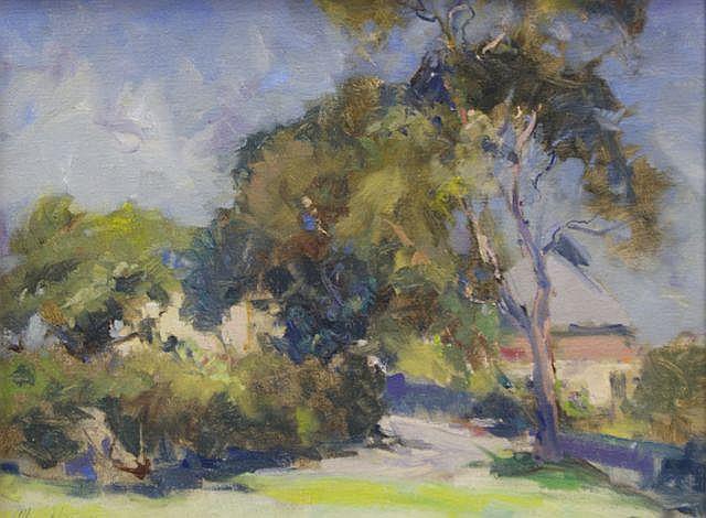 Allen Hansen (1911-2000), (Untitled)