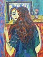 Salvatore Zofrea (born 1946), Young Girl and Mirror 1971, Salvatore Zofrea, Click for value