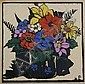 Margaret Preston (1875-1963), Hibiscus 1925, Margaret Preston, Click for value