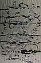 Barbara McKay (born 1940) Lake Toba 1993 acrylic on canvas