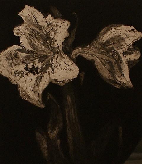 Nicholas Harding (born 1956) (Untitled) etching
