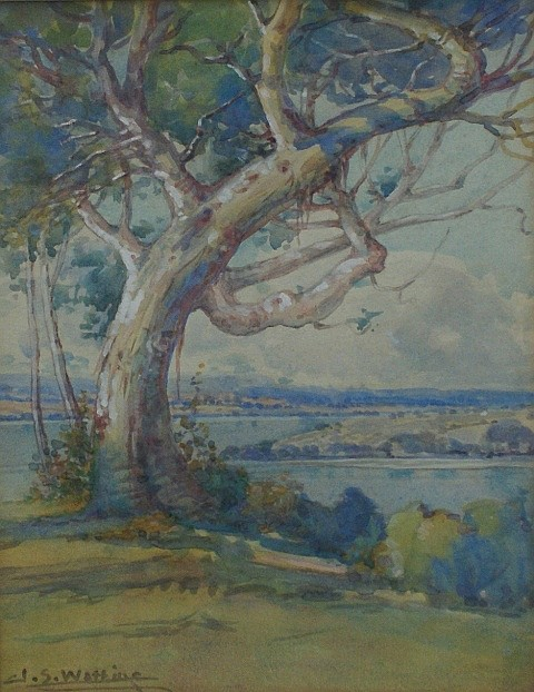J. S. Watkins (1866-1942) (Untitled) watercolour