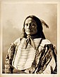 GOES TO WAR  (Zuya Ile), Brule Lakota, at Omaha, Nebraska, 1898.