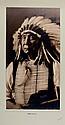 RED CLOUD (Mahpiya Luta), Oglala Lakota, by D. F. Barry at New York City, 1887.