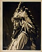 CRAZY BULL (Tatanka Witko), Oglala Lakota, 1899.